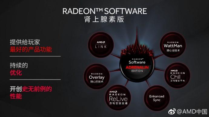 AMD官宣RX 580 2048SP 显卡,下月还有RX 590