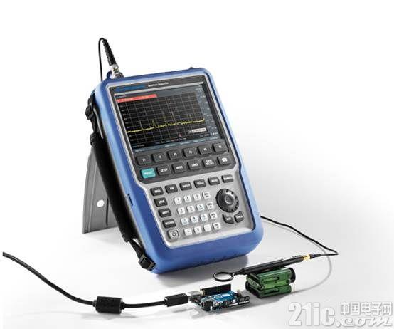 罗德与施瓦茨发布新型手持式微波频谱分析仪,R&S Spectrum Rider FPH家族又添新成员