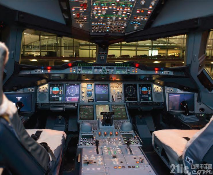 连动中国三十年, TE Connectivity为智能飞机保驾护航