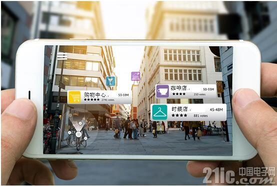 AR技术迎来广阔的发展前景