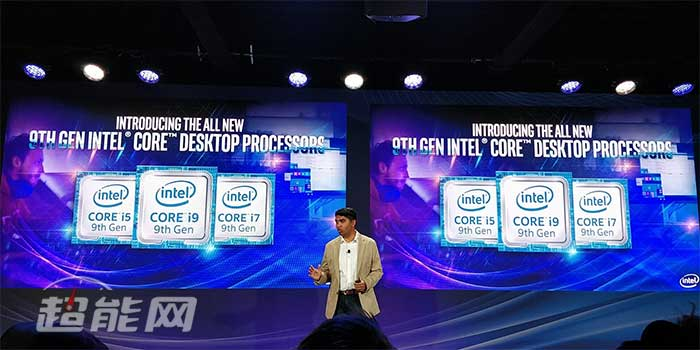 英特尔正式发布九代酷睿处理器:8核16线程、5GHz,硅脂U再见!