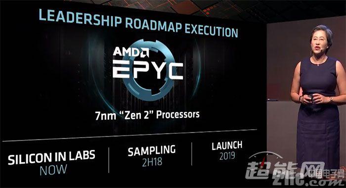 AMD强势逆袭!7nm CPU/GPU来了