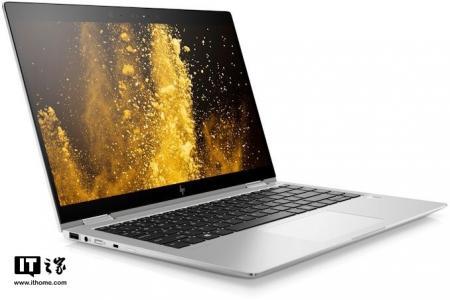 惠普发布新款笔记本电脑:14英寸可翻转屏幕,最高配32GB DDR4内存