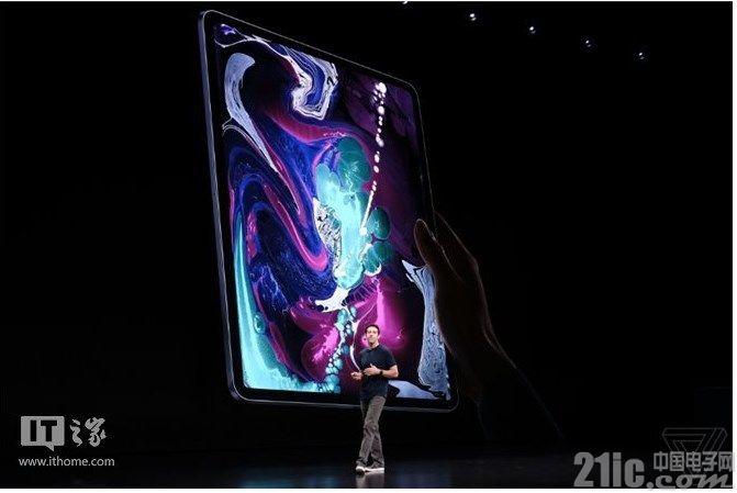 6499元起!苹果全新iPad Pro发布:A12X处理器、支持Face ID、可给iPhone充电.....
