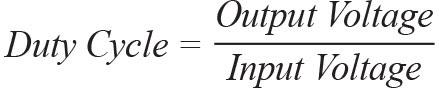 电压转换的级联和混合概念