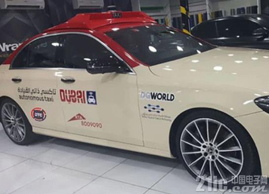 无人驾驶已成现实!迪拜无人驾驶出租服务正式上线