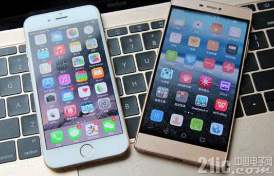 华为快速崛起,与苹果还有多少差距?