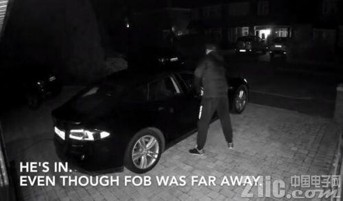 车主自爆特斯拉Model S就被盗全过程,仅用3分钟