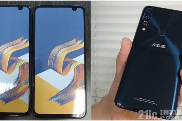 华硕ZenFone 6真机曝光,这种奇葩屏幕看一下!
