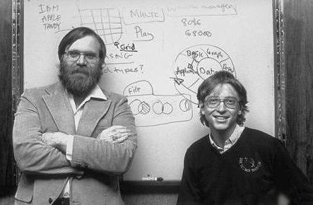 比尔盖茨发文悼念老友:没有他,就不会有后来的个人电脑