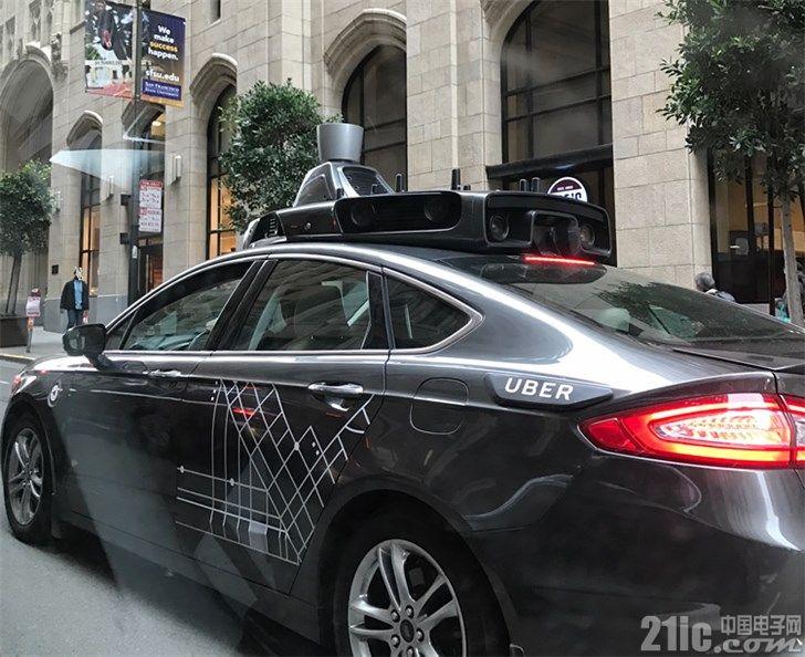 不放弃,Uber申请重新开始自动驾驶路测!