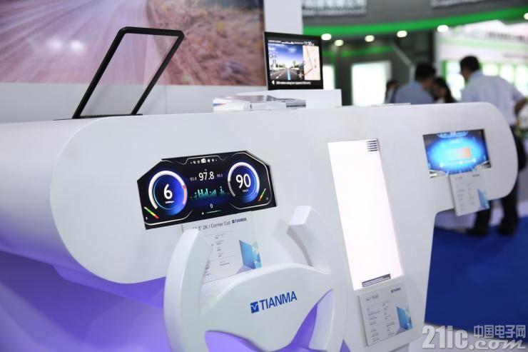 商用显示、车载及新零售将成为触摸屏的三大应用市场