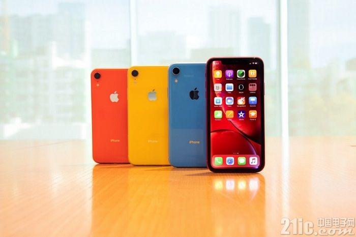 苹果iPhone XR销量不及预期,富士康1/4产线未开工!