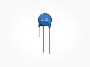 ThermoFuse热保护型压敏电阻: 通过集成熔丝提供紧凑型过压保护