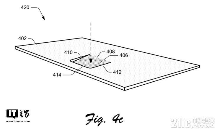 微软新专利曝光!下一代Type Cover键盘盖会更轻薄