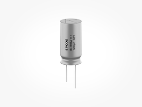 TDK推出具有大电流能力的紧凑型单端引线式铝电解电容器系列