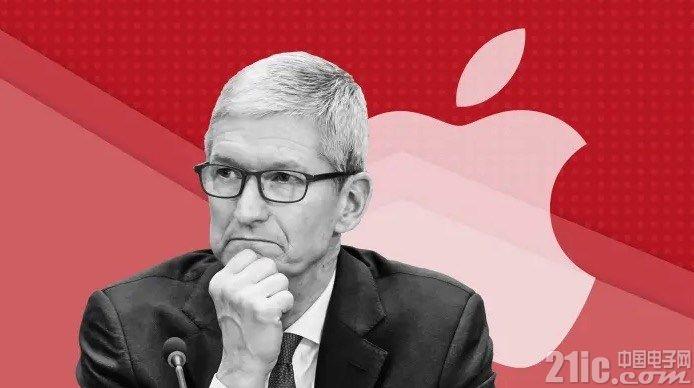 苹果CEO库克:自由市场并未发挥作用,政客们将会介入