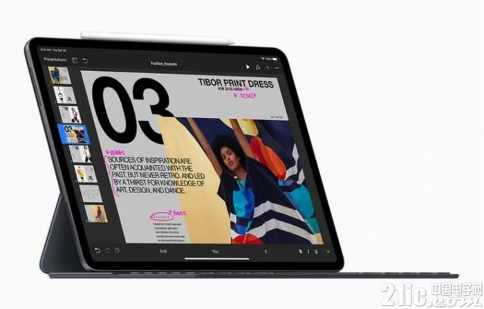 iPad Pro性能多强大?影像编辑性能比 MacBook Pro 快 3 倍