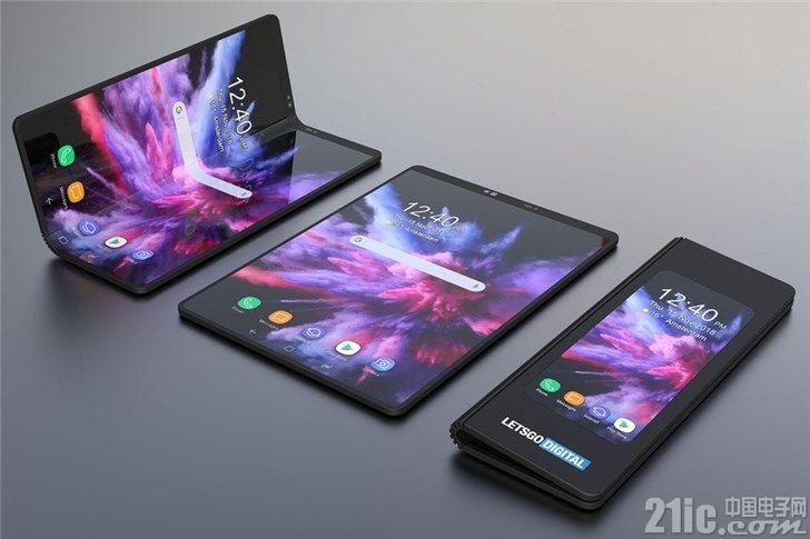 三星是如何让屏幕折叠的?日本供应商功不可没!