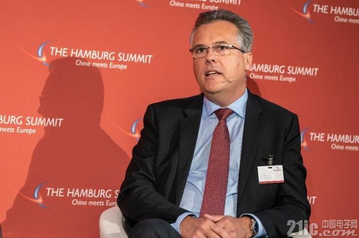 恩智浦出席第八届中欧论坛汉堡峰会