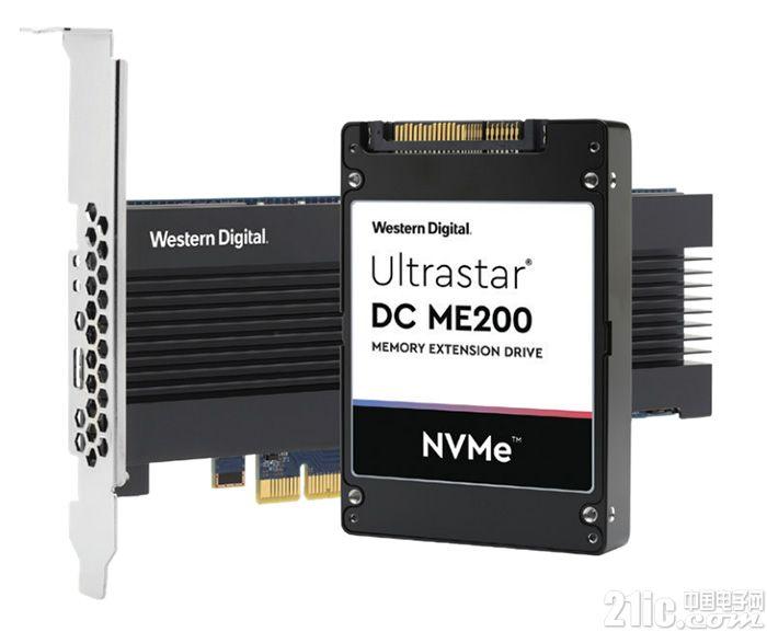 西数推出一款内存扩展硬盘:牺牲点性能换96TiB内存容量
