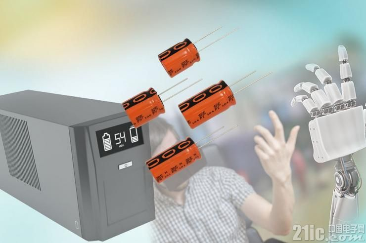 Vishay推出适用于恶劣环境的新型高压ENYCAP储能电容器