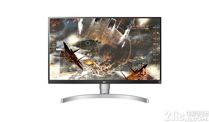 "LG推出两款4K显示器,新增的USB Type-C接口真的""金贵"""