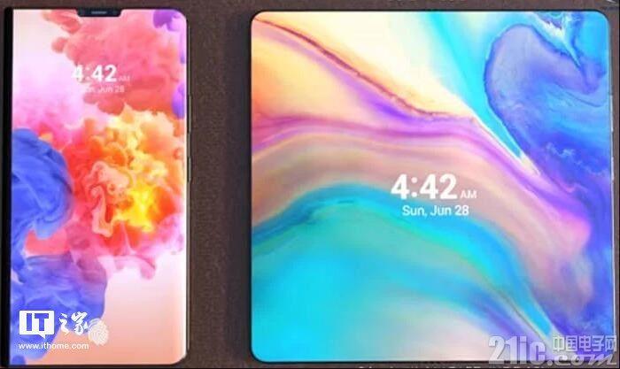 可折叠手机时代一触即发!华为已向韩国运营商展示最终产品