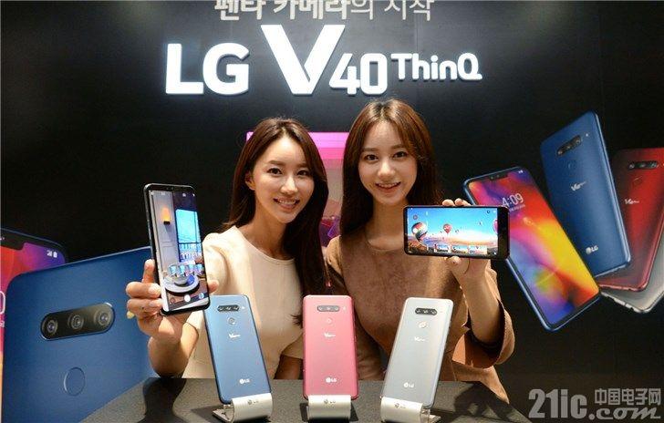 """LG承认自家手机业务搞砸了,换""""转型专家""""来领导!"""