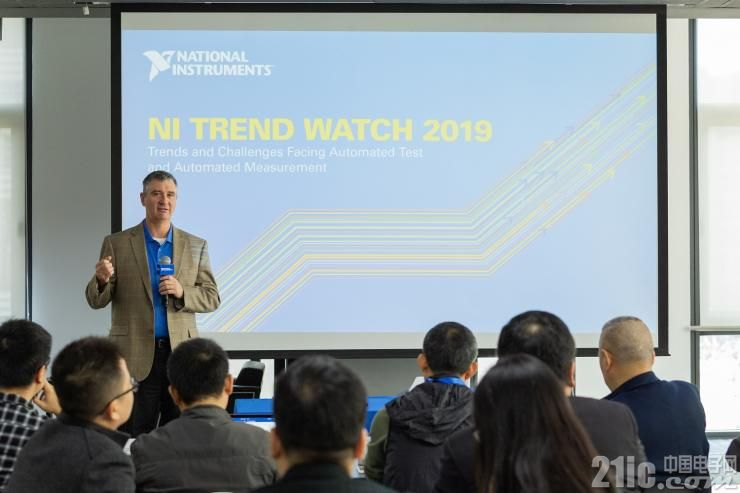 《NI趋势展望报告2019》探索了物联网、5G商业化部署以及大众自动驾驶领域等大趋势