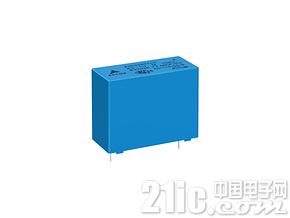 薄膜电容器: 额定电压更高的坚固耐用型Y2电容器