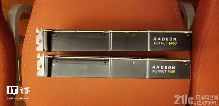 AMD 7nm Radeon Instinct计算卡首秀:支持最大1TB的HBM2显存
