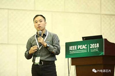 IEEE PEAC 2018国际会议:PI专家分享了Scale-iDriver在汽车极门极驱动方面的应用