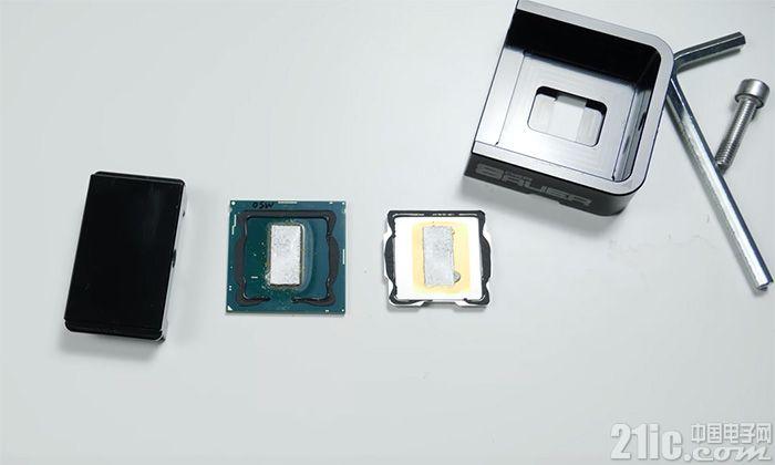 从钎焊到硅脂再到钎焊,英特尔CPU的折腾之路