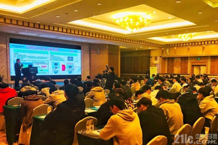 亚太智能汽车电子峰会:世强展现最新新能源汽车电驱与BMS方案