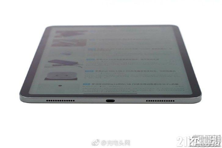 USB-C接口取代Lightning后,新款iPad Pro充电功率可达32W