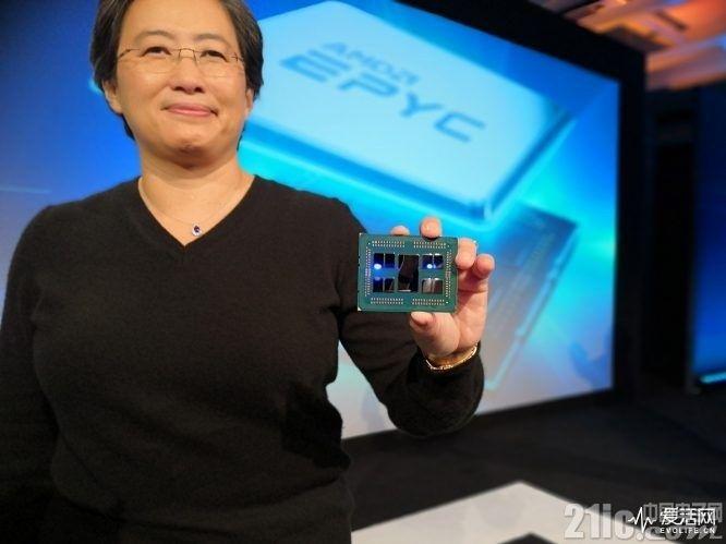 可怜的英特尔!48核Xeon CPU在王座上屁股都还没坐热,便遭AMD篡位!