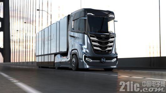 瞄准欧洲客户,尼古拉汽车公司推出第三款氢动力半挂卡车