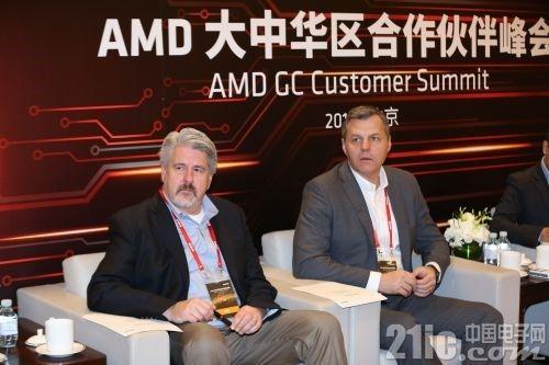 从服务器端到边缘,AMD 7nm要重新划分市场大蛋糕!