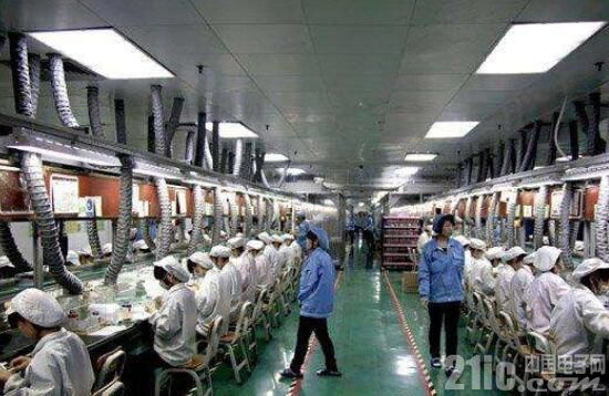 苹果新机购买力疲弱,鸿海削减加班时数,数千名生产线员工自愿离职