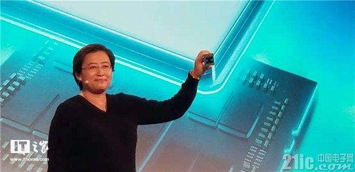 64核性能怪兽来袭!AMD介绍7nm EPYC霄龙处理器