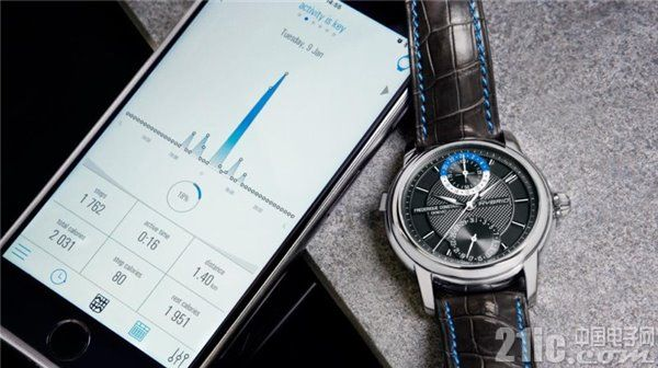 Apple Watch 4抢占市场,为反击,传统手表商不走传统路!