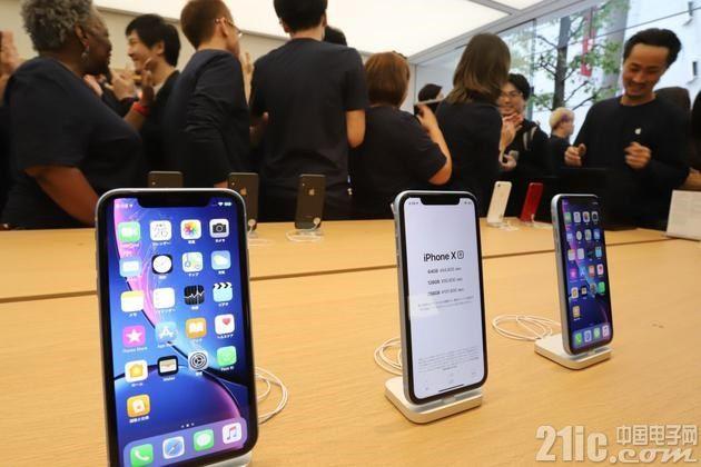 真的卖不动了?苹果iPhone XR要在日本降价销售