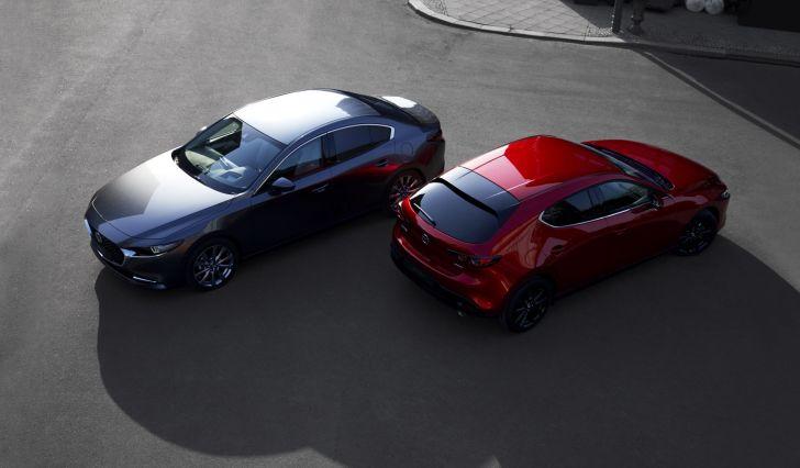 高度还原概念车设计!全新一代马自达3正式亮相