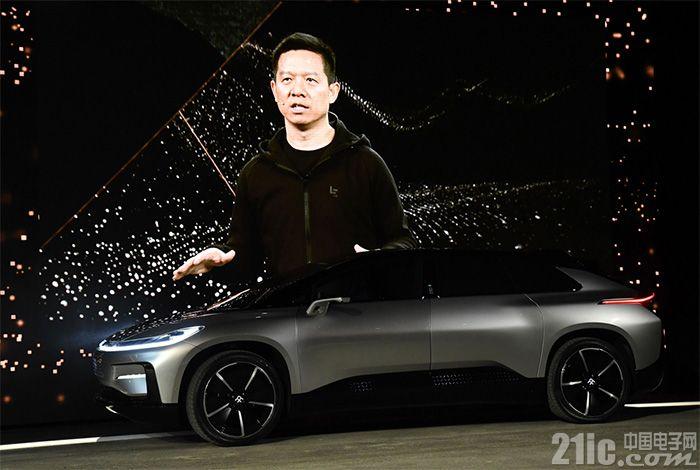 贾跃亭:FF 2020年上市,只需5-6亿美元FF91就能量产