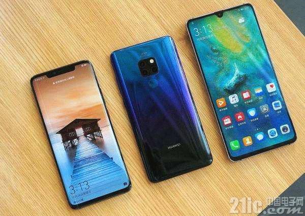 华为宣布2018年手机出货量正式突破2亿部,2019年冲击世界第一