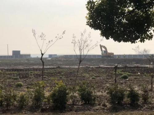特斯拉上海工厂建到什么程度了,实地探访揭开神秘面纱!