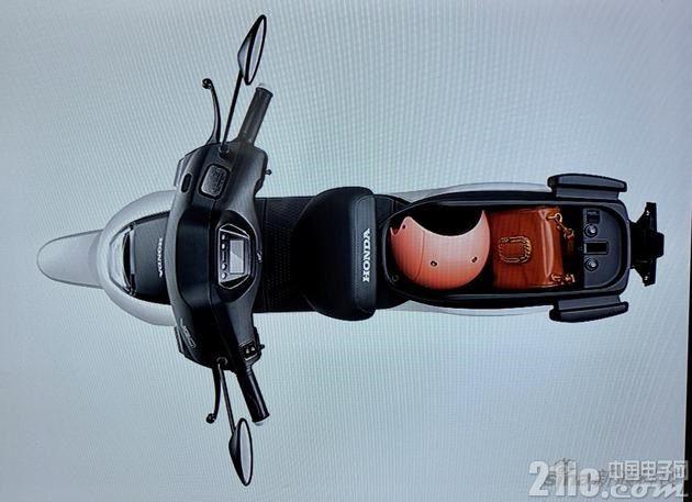 7988元,本田中国推出首款电动摩托车V-GO!
