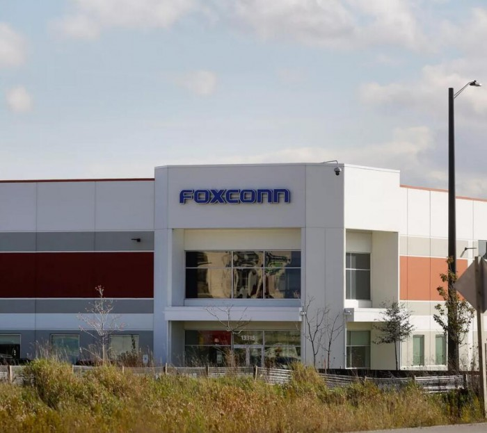 传富士康正在筹建12英寸芯片厂,定位珠海