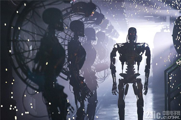 """警惕!机器人开始""""杀人""""了"""